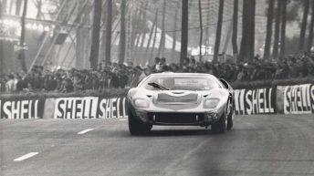Historia Ford GT40 Le Mans