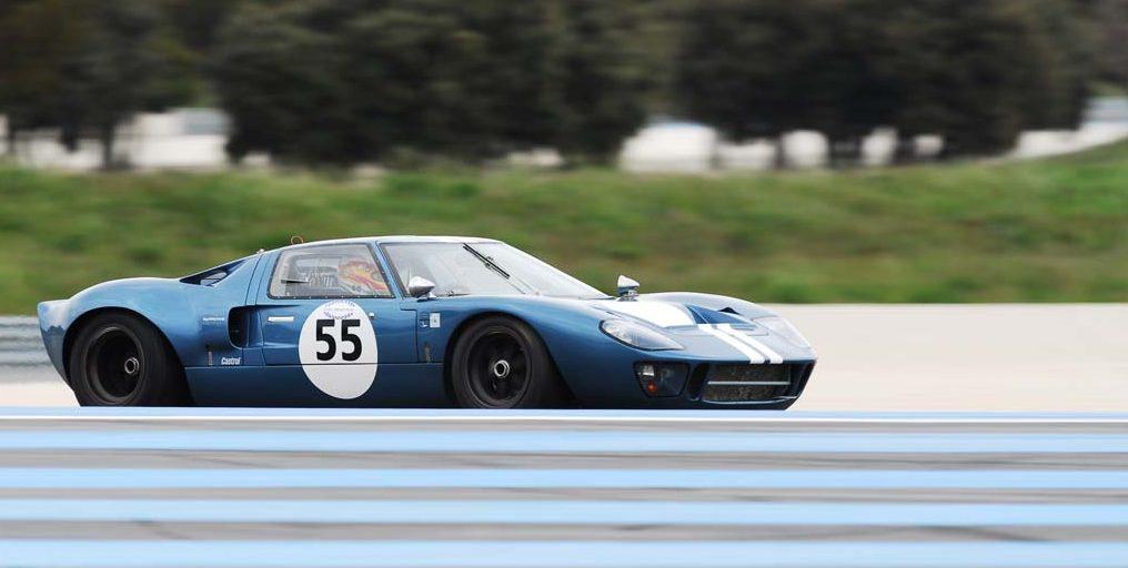 Historia Ford GT40