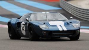 La historia del Ford GT40 y Le Mans