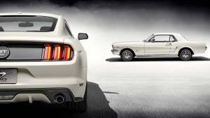 Historia de las 6 generaciones del Ford Mustang