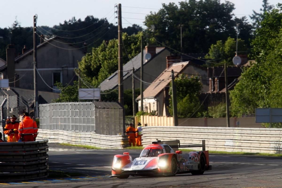 Manor Roberto Merhi 24 Horas de Le Mans 2016