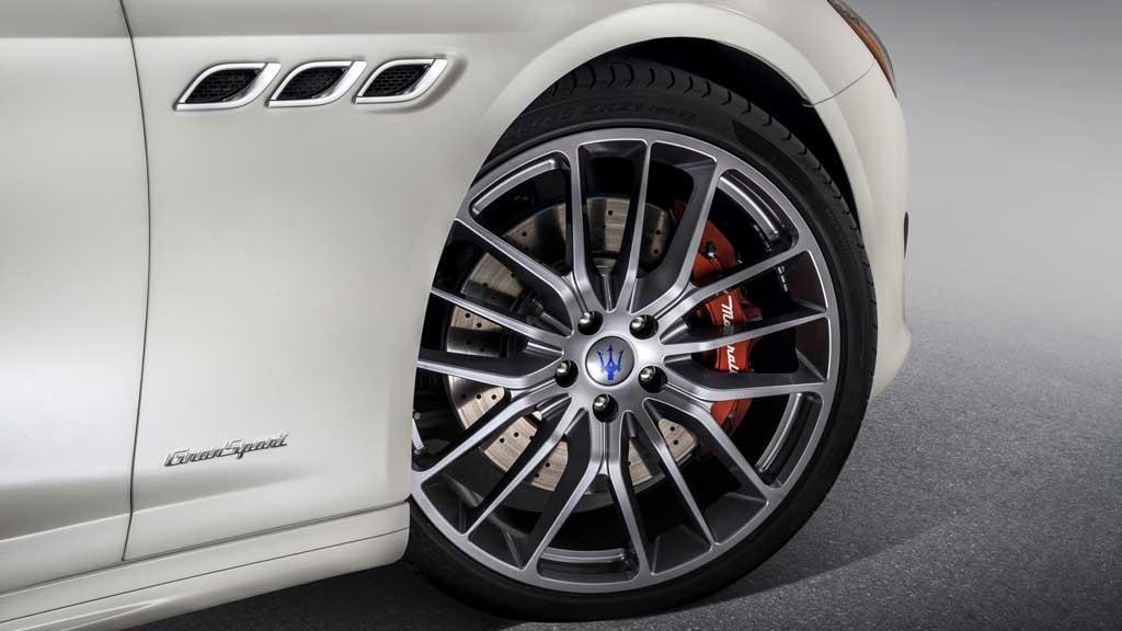 Llantas Maserati Quattroporte 2016