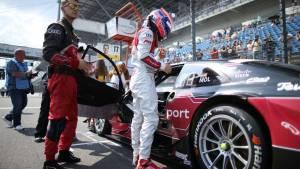 Segunda victoria de Miguel Molina en el DTM