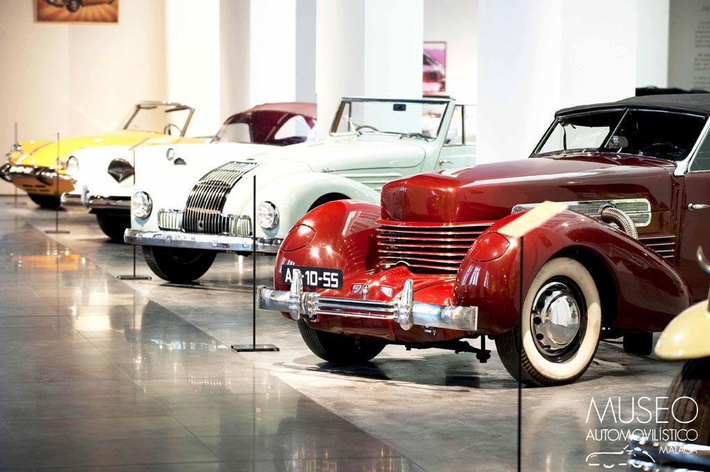 Museo Automóvil de Málaga