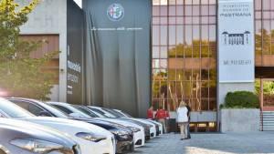 Alfa Romeo: 'Museo de las emociones' (fotos)