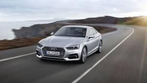 El nuevo Audi A5 Coupé afila su perfil