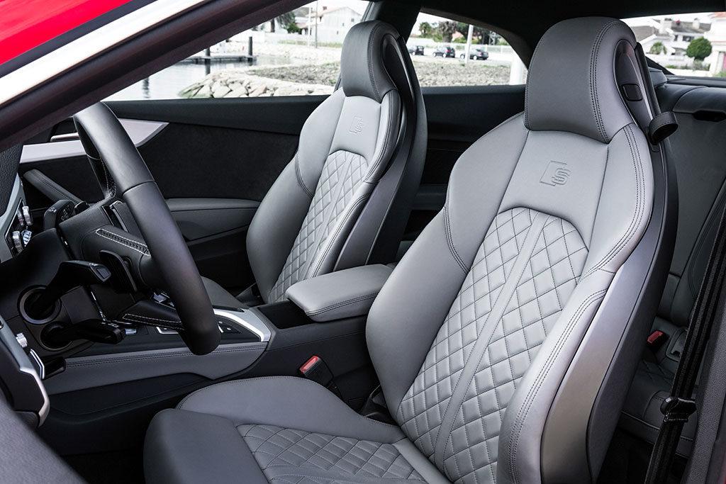 Prueba Audi S5 Coupé