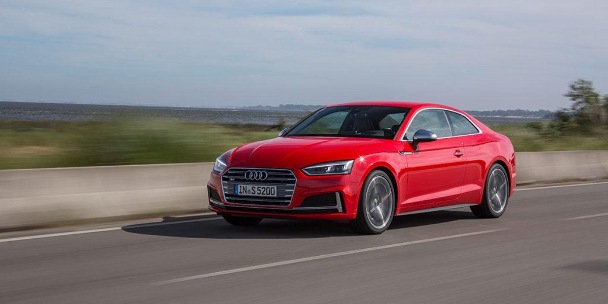 Deportividad discreta, prueba Audi S5 Coupé