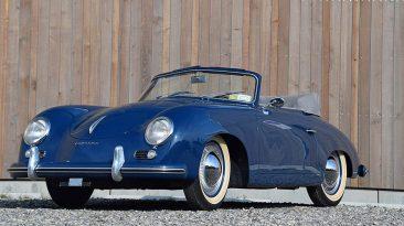 Porsche 356 Pre-A 1500 Cabriolet Oldtimer Galerie Toffen subasta