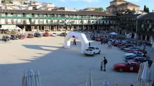 Un día en las carreras de coches clásicos (fotos)