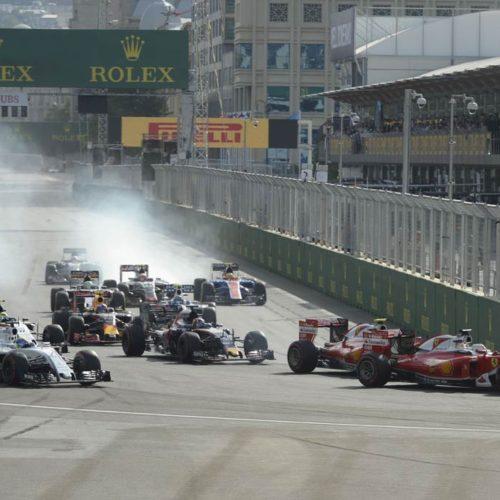 Las notas del Gran Premio de Europa