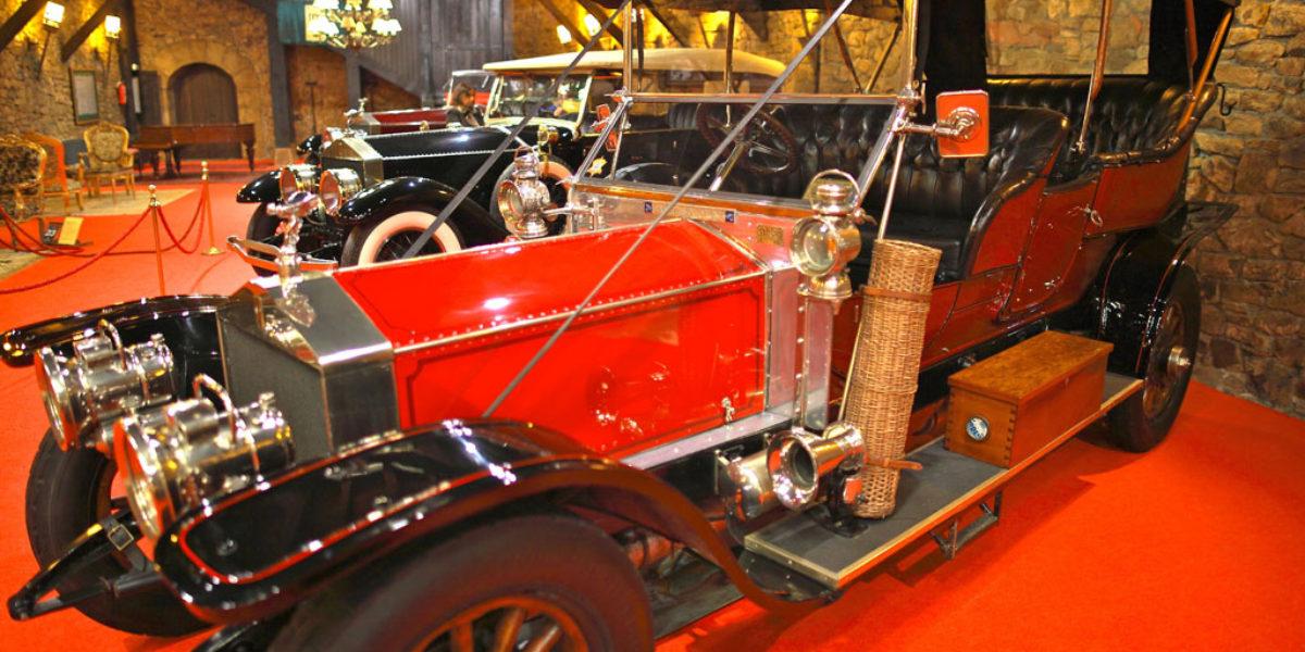 Los mejores museos del automóvil de España