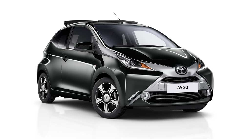 toyota aygo 2016 cambios en las ediciones especiales. Black Bedroom Furniture Sets. Home Design Ideas