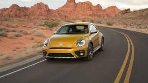 Los precios del Volkswagen Beetle Dune en España