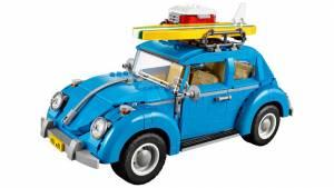 Un Volkswagen Beetle de LEGO, el juguete que todos queremos
