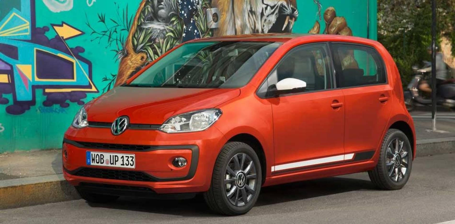 Prueba Volkswagen up! 2016: Sin límites