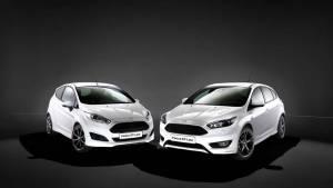 Ford Fiesta y Focus ST Line, estilo deportivo con cabeza