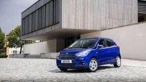 Ford KA+, así quiere Ford conquistar el segmento B asequible