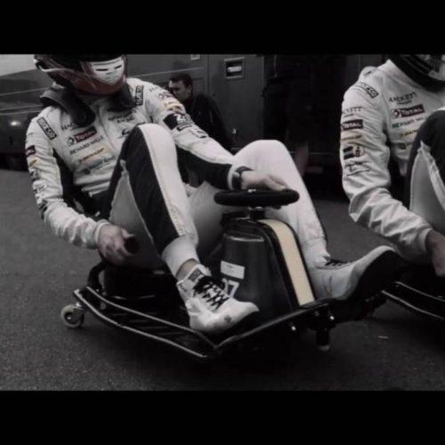 La otra carrera de Aston Martin en Le Mans