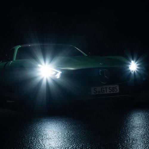 Mercedes-AMG GT R, la próxima bestia espera en Nürburgring