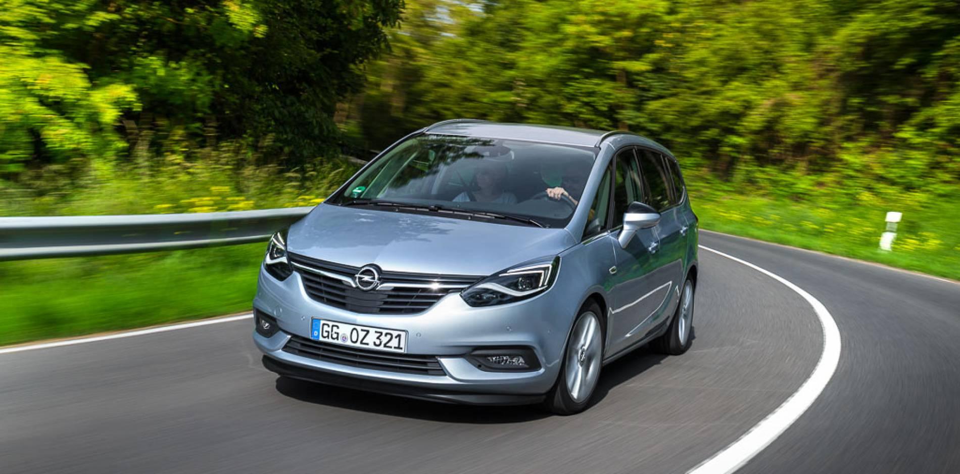 Prueba Opel Zafira 2016: tras los pasos del Astra