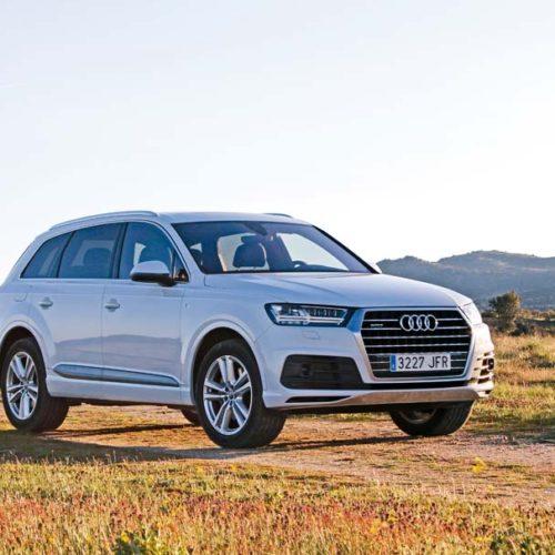 Prueba Audi Q7 3.0 TDI 272 CV, lujo a tamaño completo