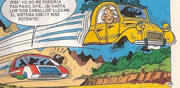 2cv6 Mortadelo y Filemón