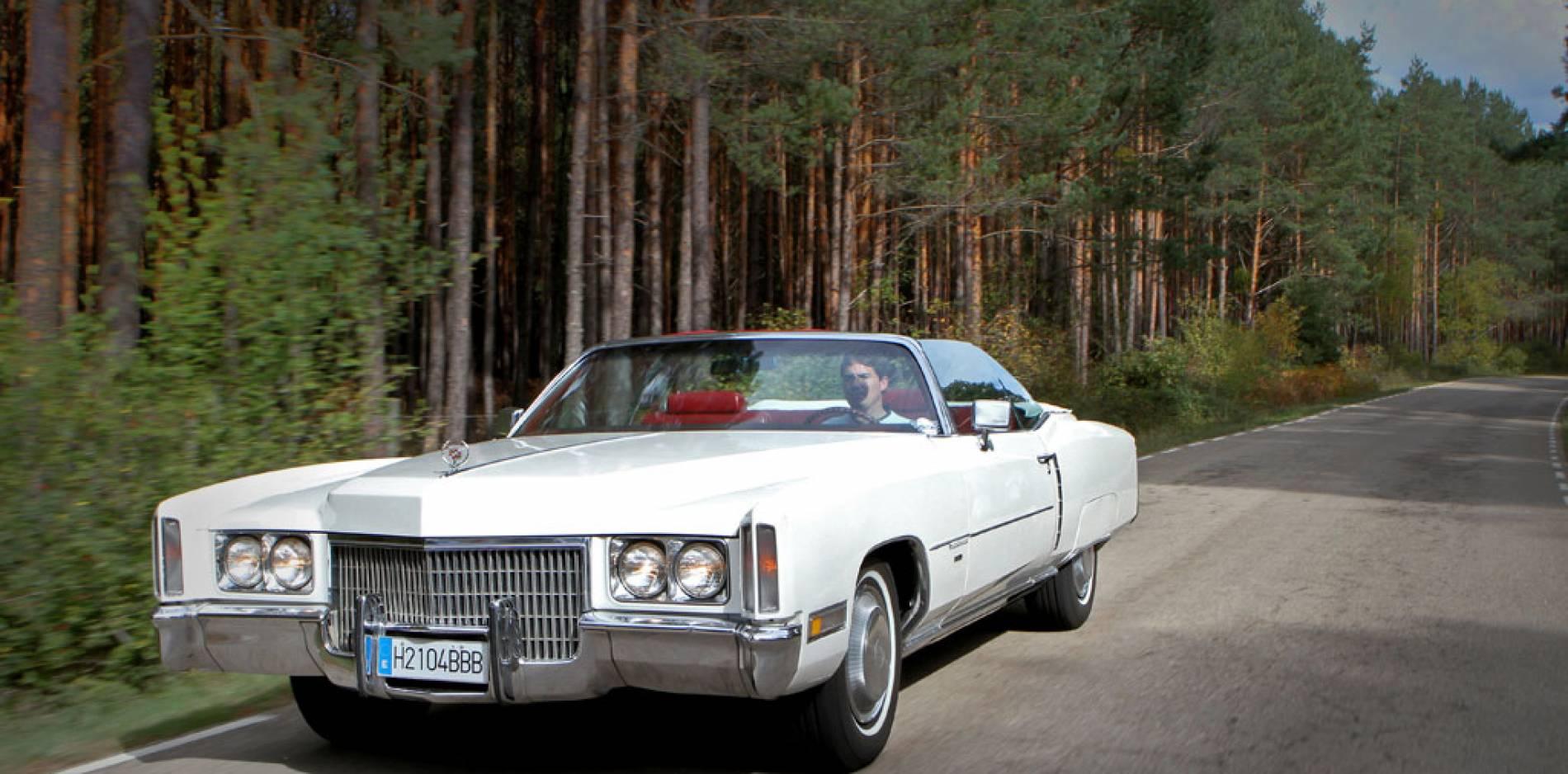 Prueba: Cadillac Eldorado Cabriolet 1971, la alfombra mágica