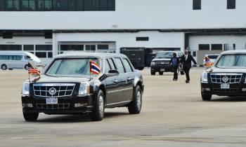 Le llaman 'La Bestia': así será la nueva limusina de Donald Trump