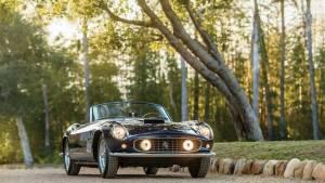 A subasta uno de los 50 Ferrari 250 GT LWB California Spider (fotos)