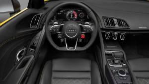 Ya han comenzado las ventas del Audi R8 Spyder V10 2017 (fotos)
