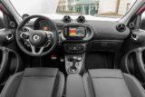 Interior smart forfour BRABUS 2016