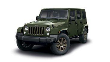 Jeep versión especial 75º aniversario
