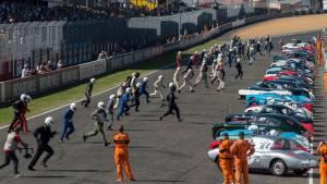 Le Mans Classic reúne a más de 123.000 espectadores (fotos)