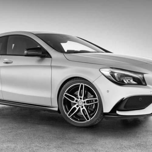 Mercedes-Benz lanza nuevos acabados AMG para el CLA