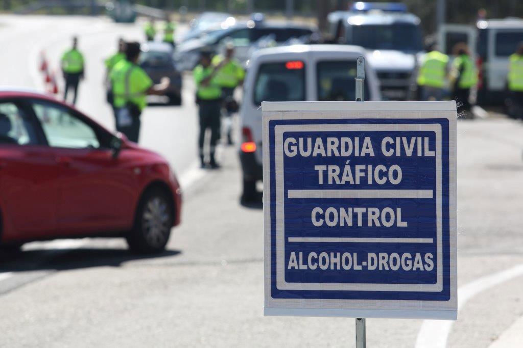 Operación Salida control de Tráfico de Alcohol y Drogras