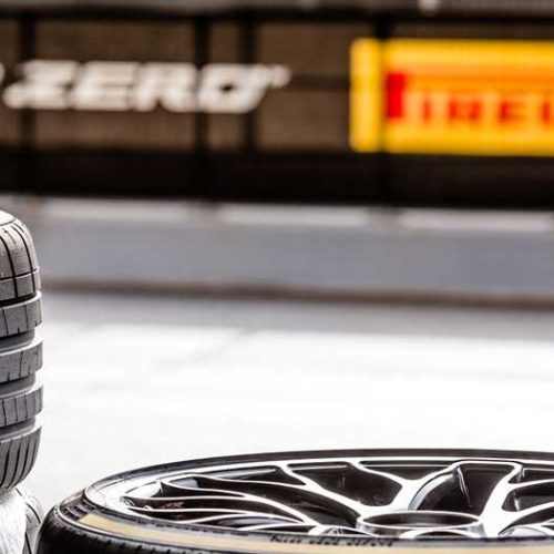 Pirelli P Zero 2016, respuesta precisa