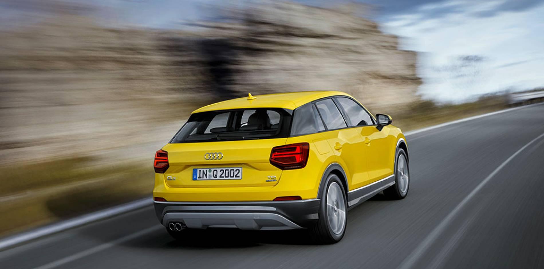 Prueba Audi Q2, así va el nuevo todocamino urbano
