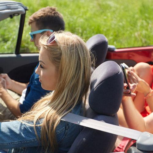 Los 5 soportes tecnológicos que te harán el viaje en coche mucho más llevadero