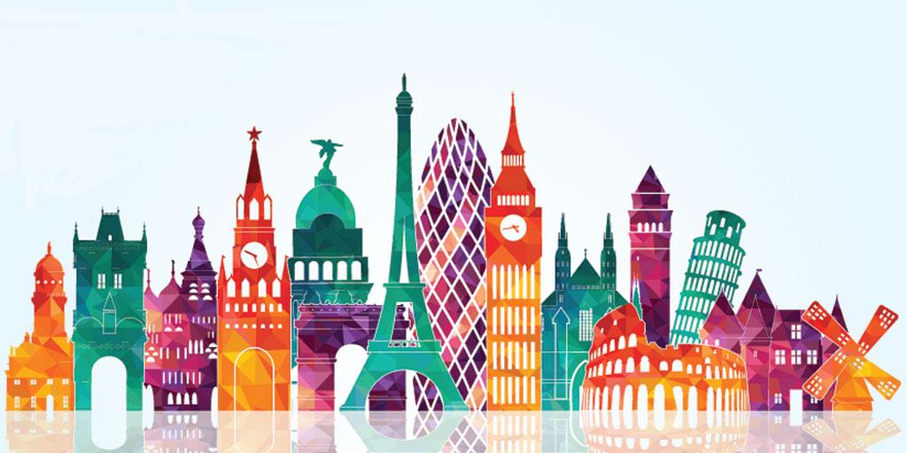 Viajar Al Extranjero La App De Moda Para Viajar Por Europa