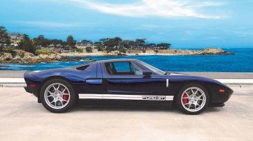 Ford GT prototipo