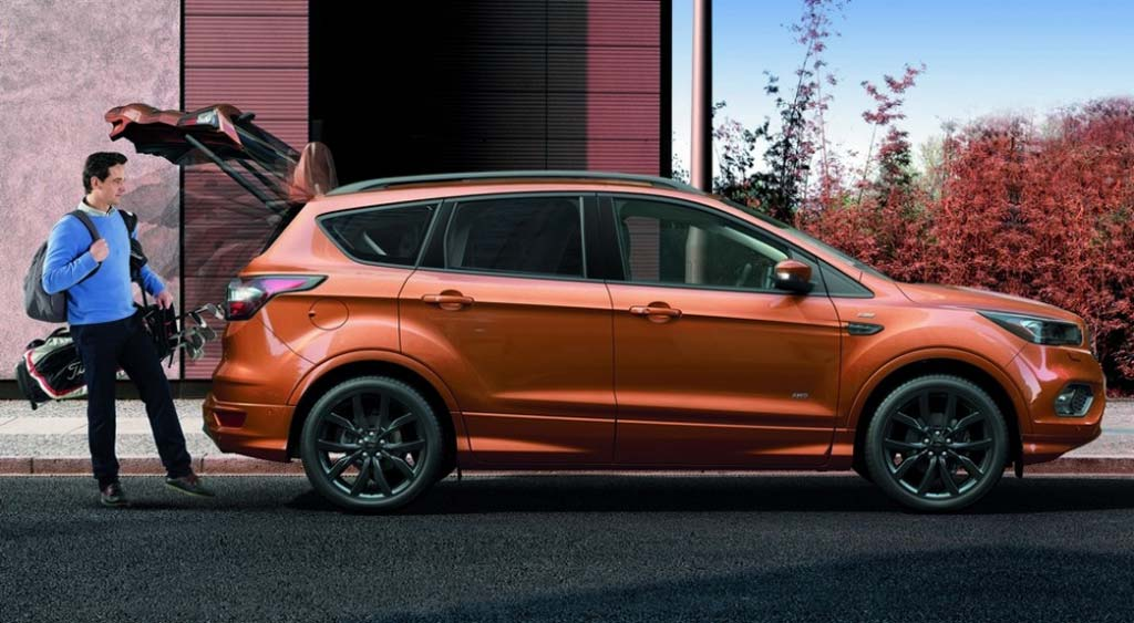 Ford Kuga ST-Line frontal