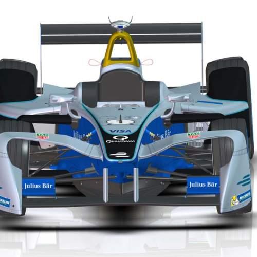 Esta es la nueva cara de la Formula E