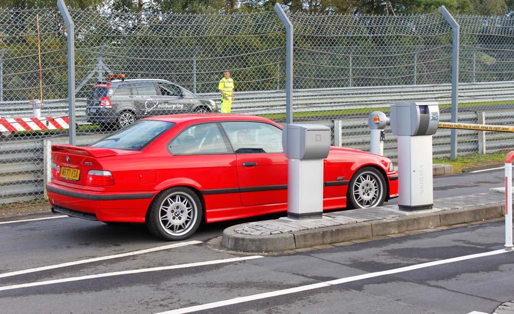 Guía de viaje a Nürburgring entrada