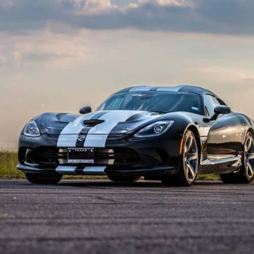 Hennessey presenta su paquete Venom 800 para el Dodge Viper