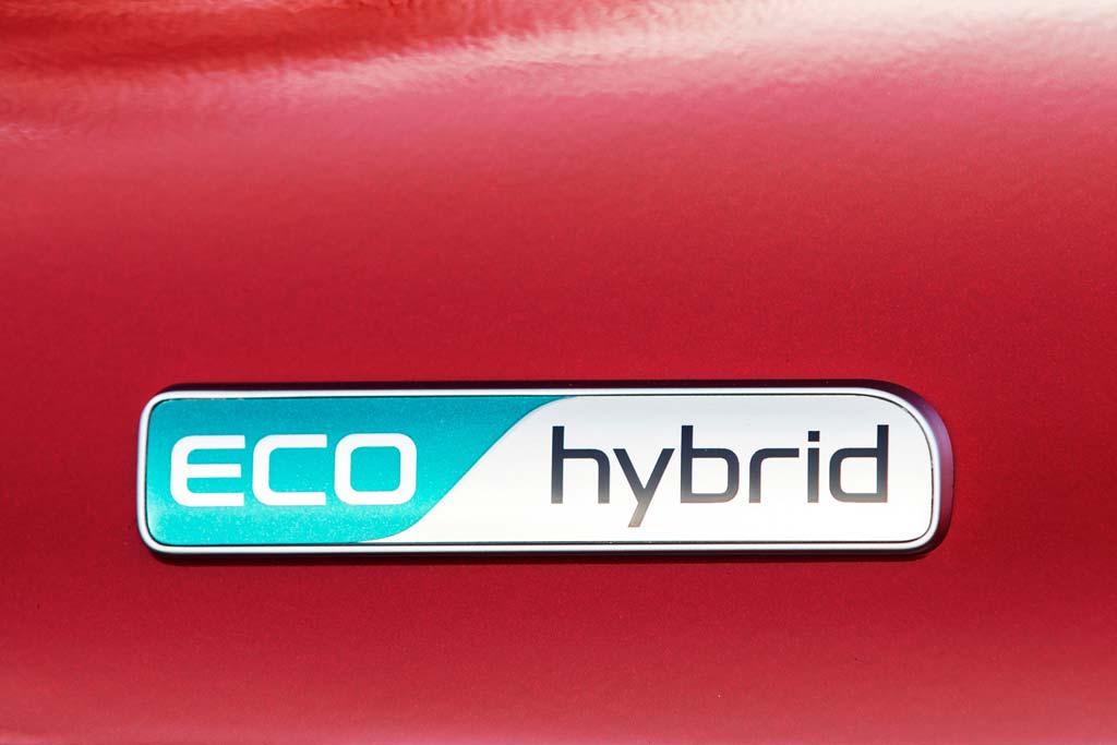 Prueba Kia Niro Hybrid logotipo