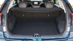 Prueba Kia Niro Hybrid maletero