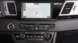 Prueba Kia Niro Hybrid pantalla sistema multimedia