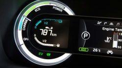 Prueba Kia Niro Hybrid cuadro de mandos supervision
