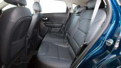 Prueba Kia Niro Hybrid asientos traseros